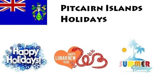 Holidays in Pitcairn Islands