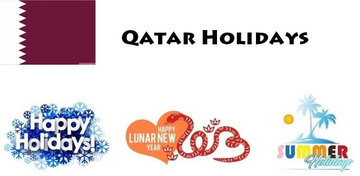 Holidays in Qatar