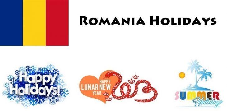 Holidays in Romania