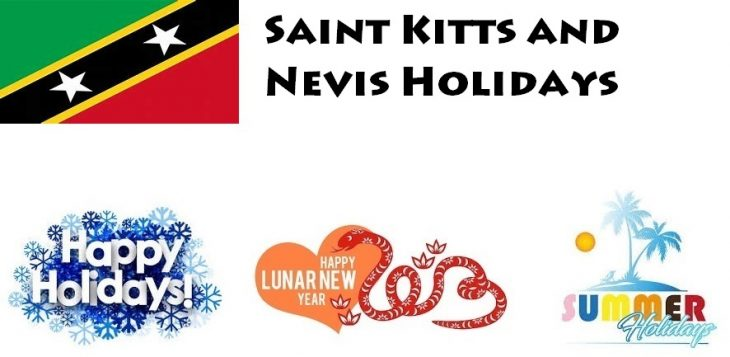 Holidays in Saint Kitts and Nevis