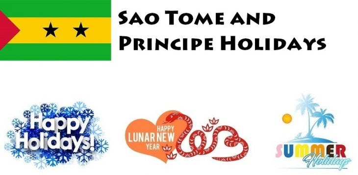 Holidays in Sao Tome and Principe