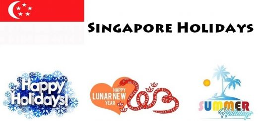 Holidays in Singapore
