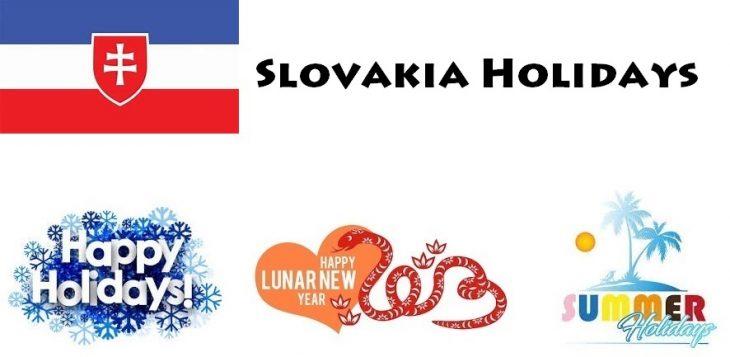 Holidays in Slovakia