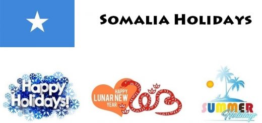 Holidays in Somalia