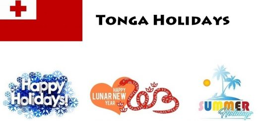 Holidays in Tonga