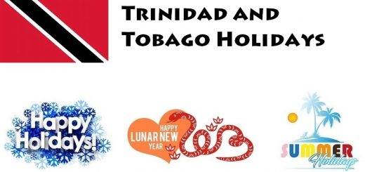 Holidays in Trinidad and Tobago