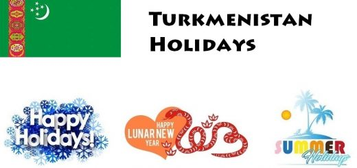 Holidays in Turkmenistan