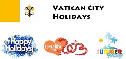 Holidays in Vatican City