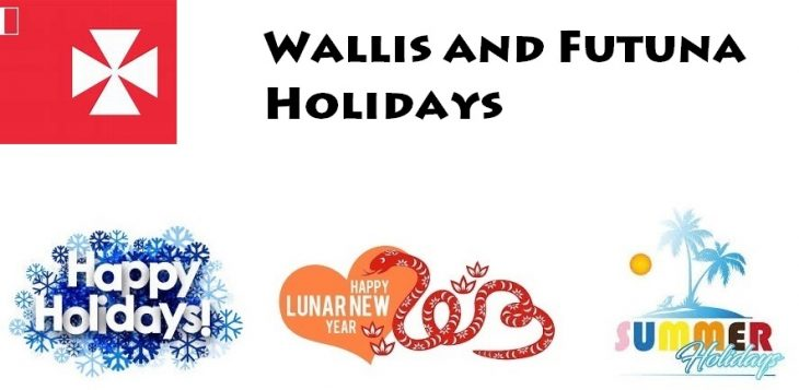 Holidays in Wallis and Futuna