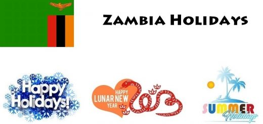 Holidays in Zambia