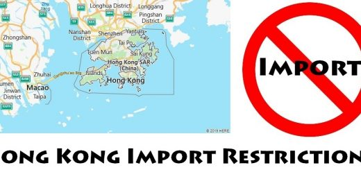 Hong Kong Import Regulations