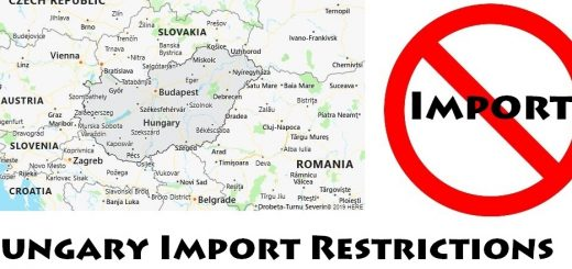 Hungary Import Regulations