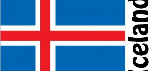 Iceland Country Flag