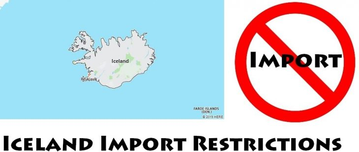 Iceland Import Regulations