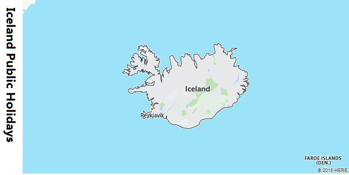 Iceland Public Holidays