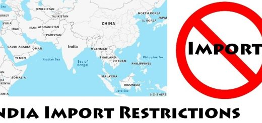 India Import Regulations