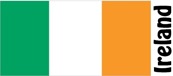 Ireland Country Flag