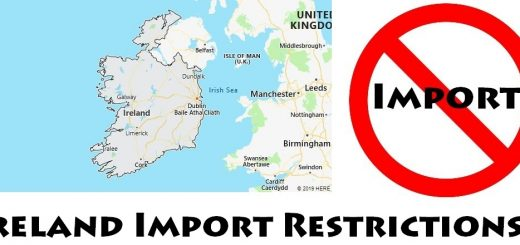 Ireland Import Regulations