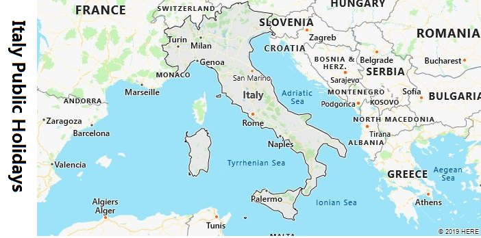 Italy Public Holidays