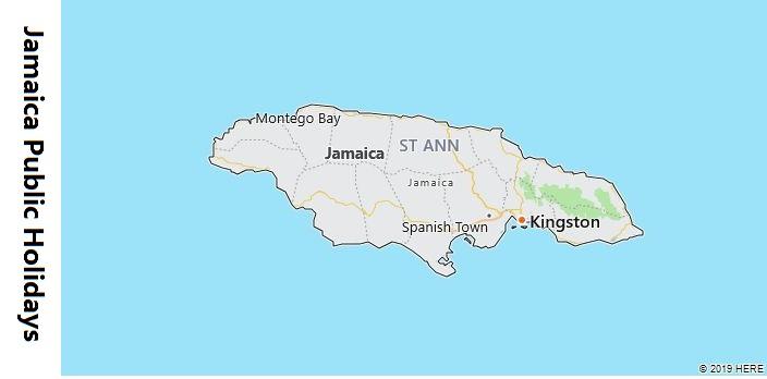 Jamaica Public Holidays