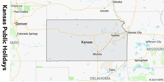 Kansas Public Holidays