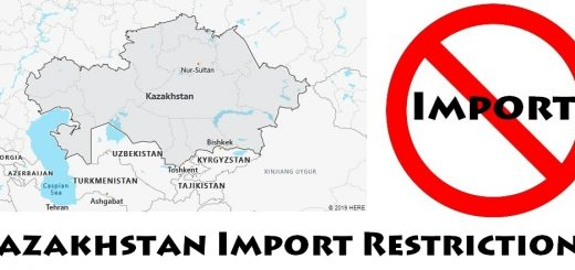 Kazakhstan Import Regulations