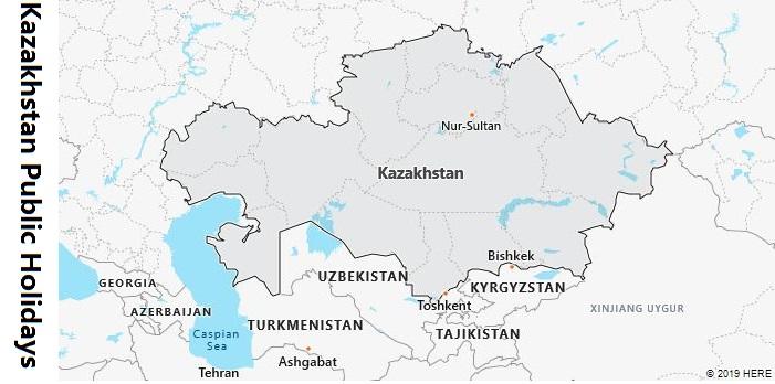 Kazakhstan Public Holidays