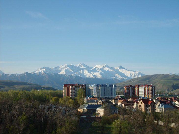 Kyrgyzstan Bishkek