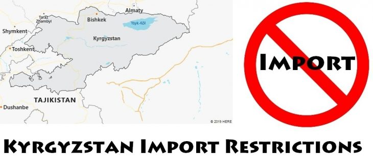 Kyrgyzstan Import Regulations