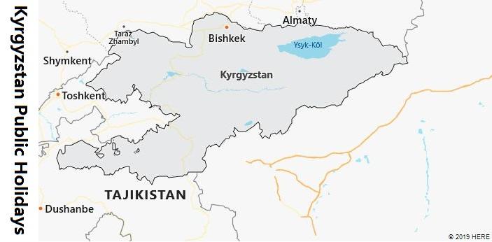 Kyrgyzstan Public Holidays