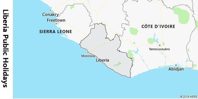 Liberia Public Holidays