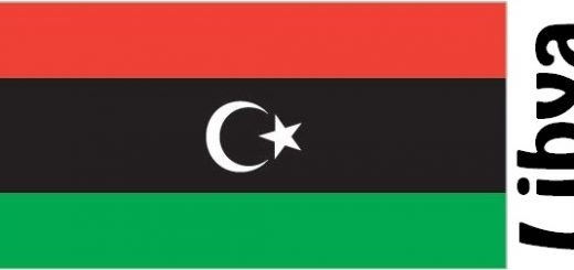 Libya Country Flag