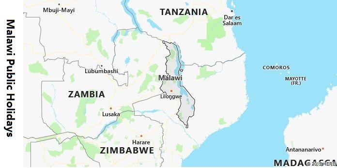 Malawi Public Holidays