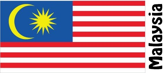 Malaysia Country Flag