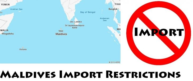 Maldives Import Regulations