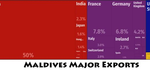 Maldives Major Exports