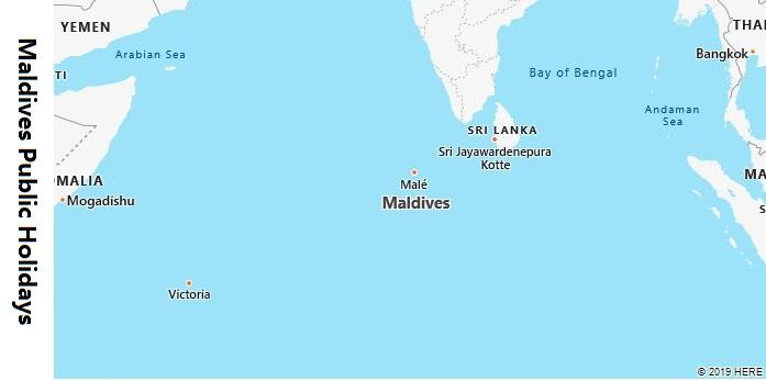 Maldives Public Holidays
