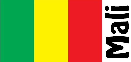 Mali Country Flag