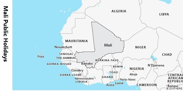 Mali Public Holidays