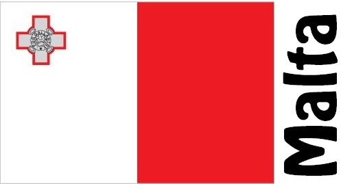 Malta Country Flag