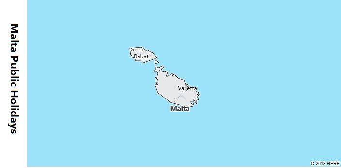 Malta Public Holidays