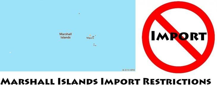 Marshall Islands Import Regulations