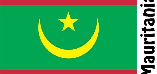 Mauritania Country Flag