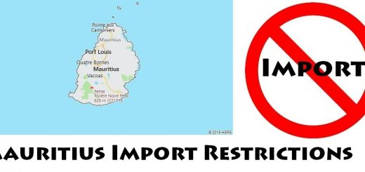 Mauritius Import Regulations