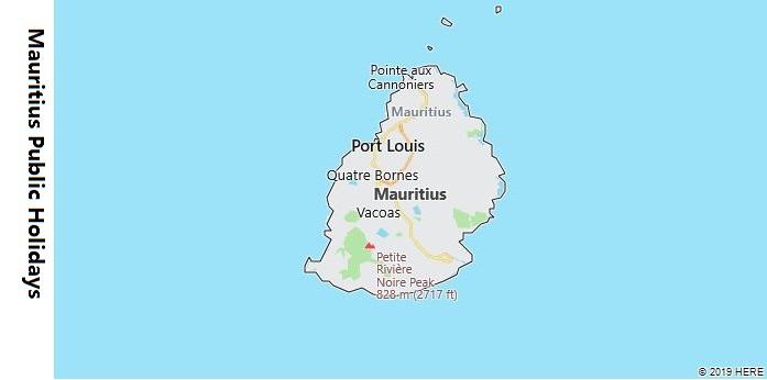 Mauritius Public Holidays