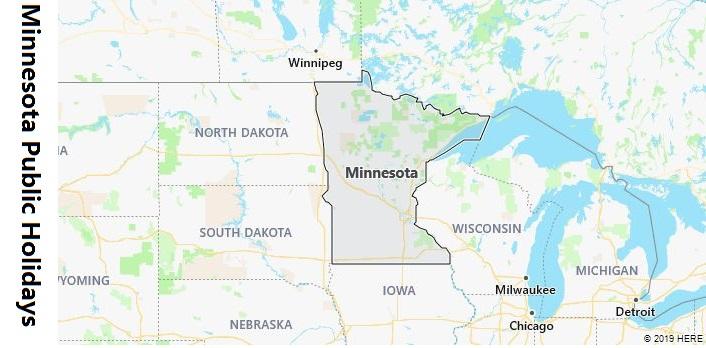 Minnesota Public Holidays