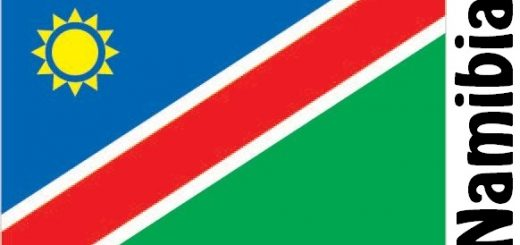 Namibia Country Flag