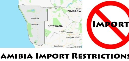 Namibia Import Regulations
