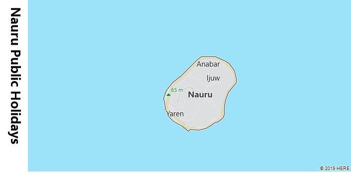 Nauru Public Holidays
