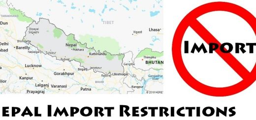 Nepal Import Regulations